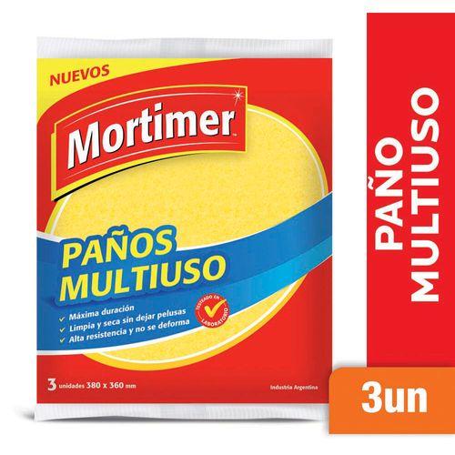 Paño Multiuso Mortimer 3 U
