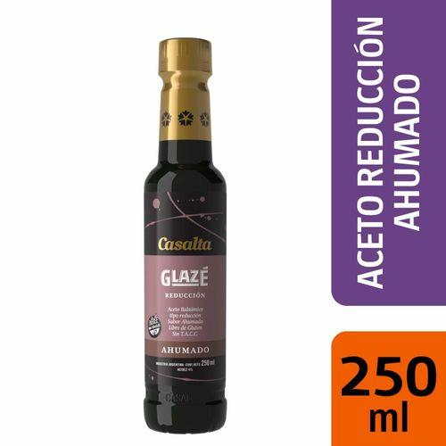 Aceto Balsámico Casalta Glazé Ahumado 250 Ml
