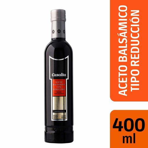 Aceto Balsámico Casalta Reducción 400 Ml
