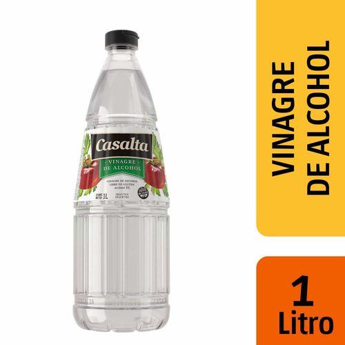 Vinagre De Alcohol Clasico Botella 1 Lt.