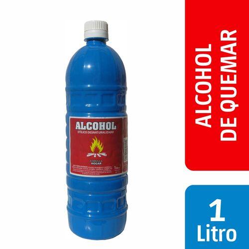 Alcohol De Quemar Porta 1000 Ml