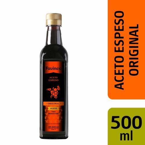 Aceto Balsamico Espeso 500 Ml