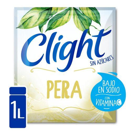 Jugo En Polvo Clight Pera 7.5 Gr