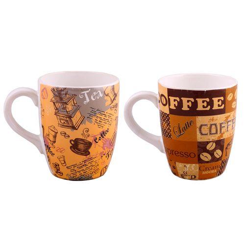 Jarro Ceramico Decorado Coffe Dreams X 1u