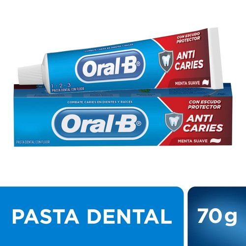 Pasta Dental Oral-b Anticaries 70 Gr