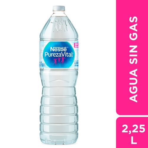Agua Nestlé Pureza Vital 2.25 L