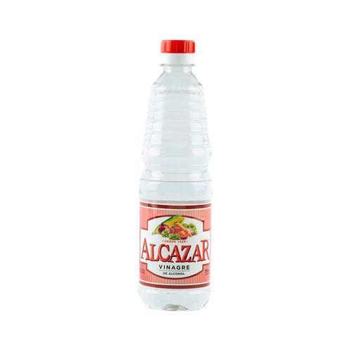 Vinagre Alcazar De Alcohol X  500  Cc.
