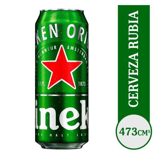 Cerveza Heineken 473 Ml