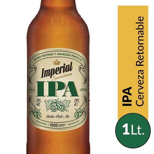 Cerveza Imperial Ipa Ret 1lt
