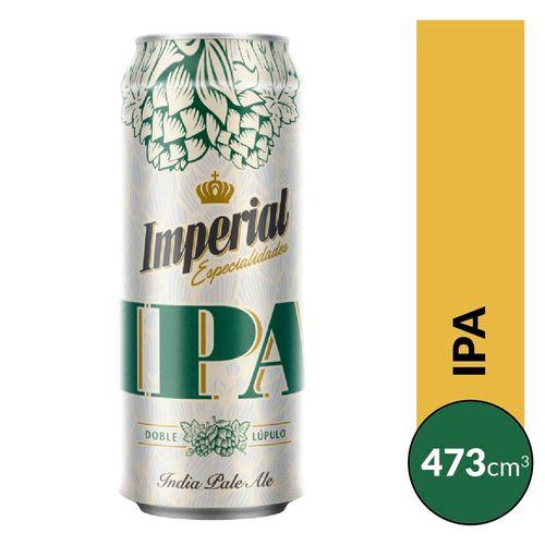 Cerveza Imperial Ipa 473cc Lata
