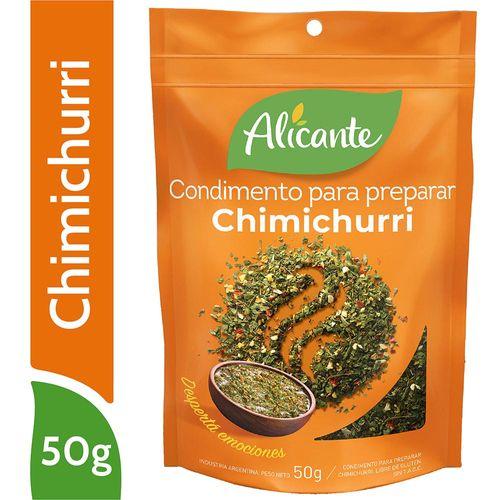 Chimichurri Alicante 50 Gr