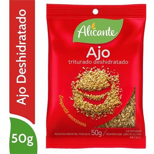 Ajo Alicante Triturado 50 Gr