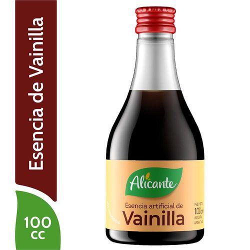 Esencia De Vainilla Alicante 100 Cc