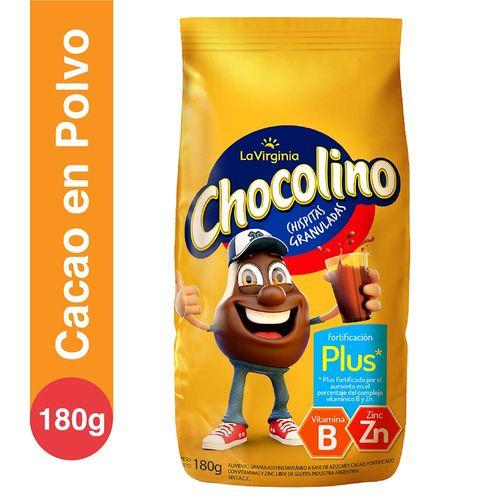 Cacao Chocolino 180 Gr