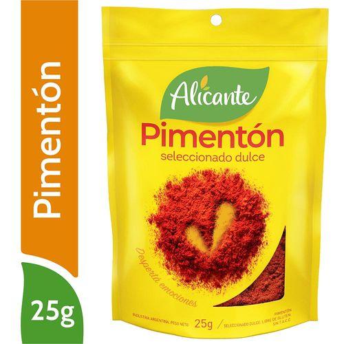 Pimentón Alicante 25 Gr