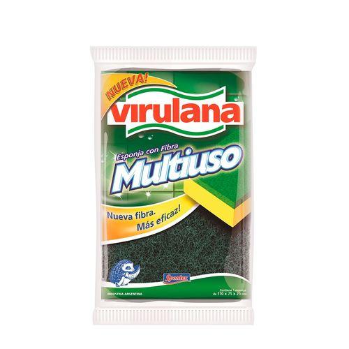 Fibra Esponja Virulana Multiuso