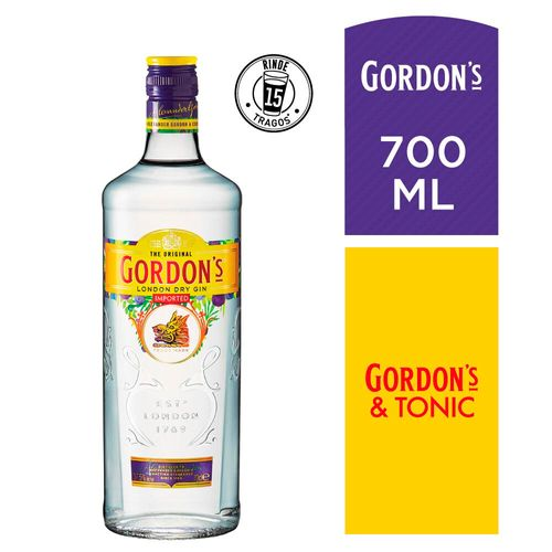 Gin Gordon´s 700 Cc