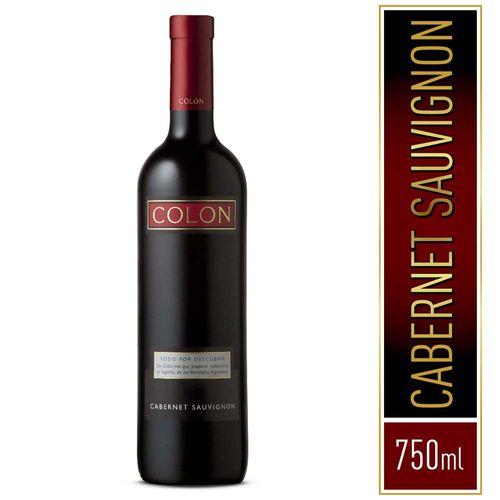 Vino Tinto Colón Cabernet Sauvignon 750 Cc
