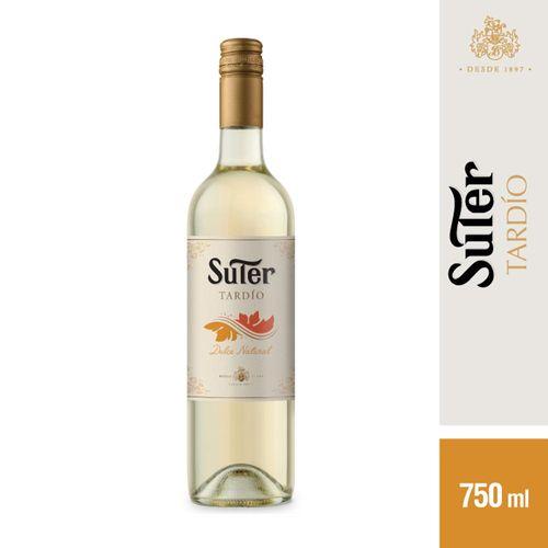 Vino Blanco Suter Dulce 750 Cc