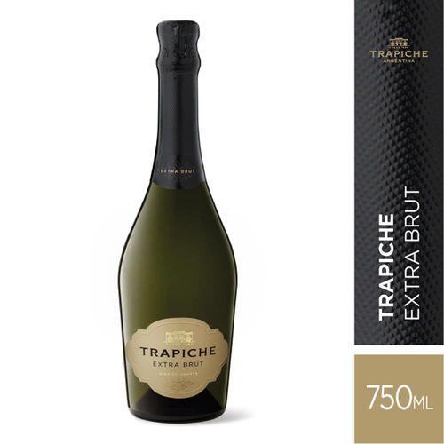 Champaña Trapiche Extra Brut 750 Cc