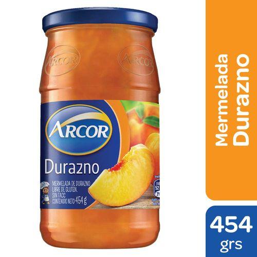 Mermelada De Durazno Arcor 454 Gr