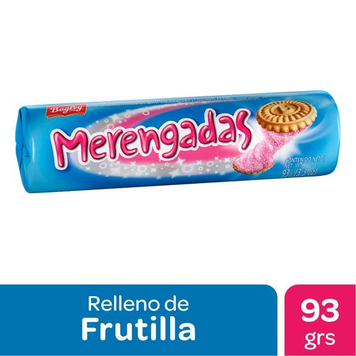 Galletitas Merengadas 93 Gr