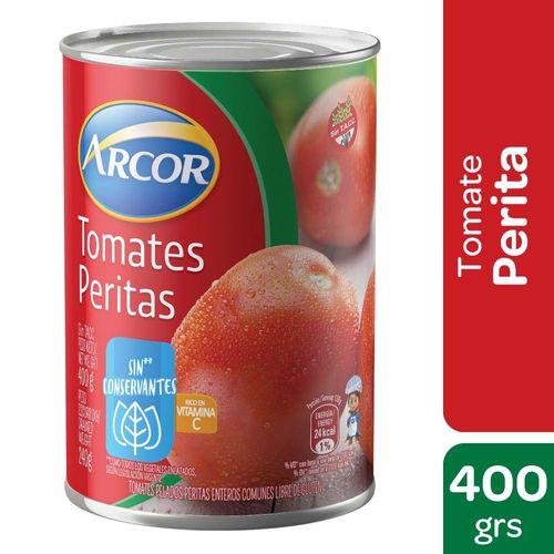 Tomate Perita En Lata Arcor 400 Gr