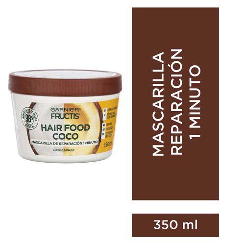 Tratamiento Fructis Food Coco 350ml
