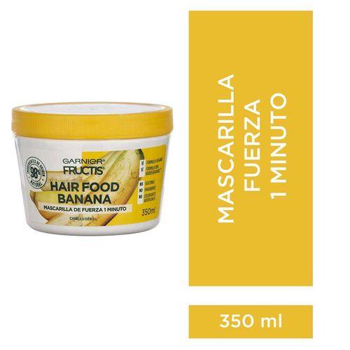 Tratamiento Fructis Hairfood Máscara De Fuerza 350 Ml