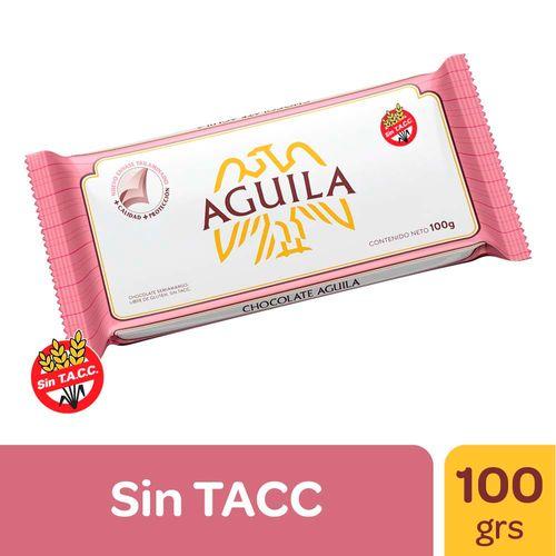 Chocolate Aguila Para Taza 100 Gr