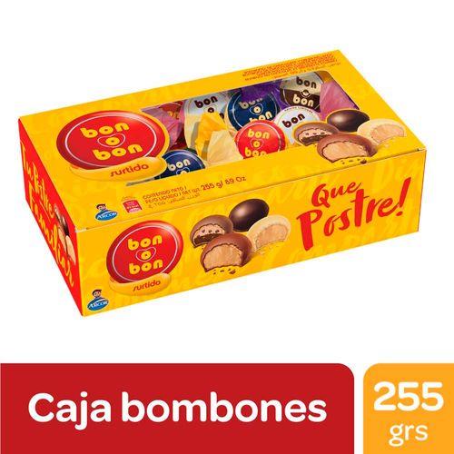 Bombones Bon O Bon Surtidos 255 Gr