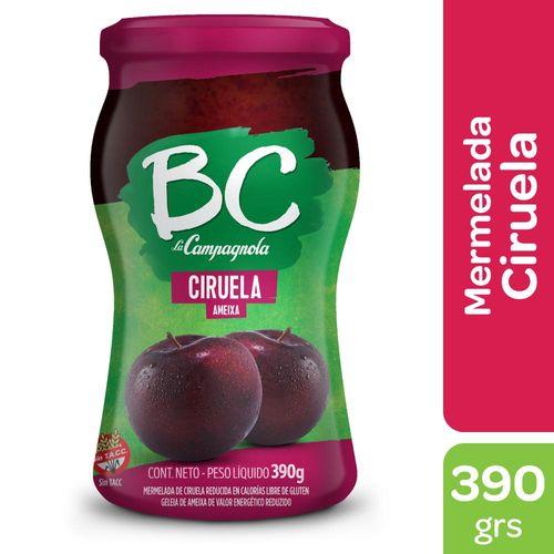 Mermelada Bc La Campagnola Ciruela 390 Gr