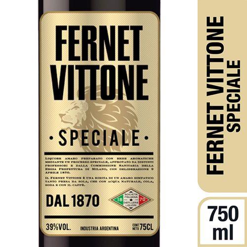 Fernet Vittone 750 Ml