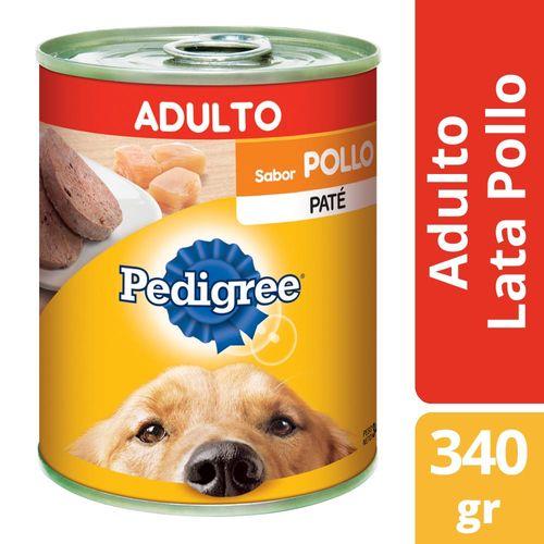 Alimento Para Perros Pedigree Pollo 340 Kg