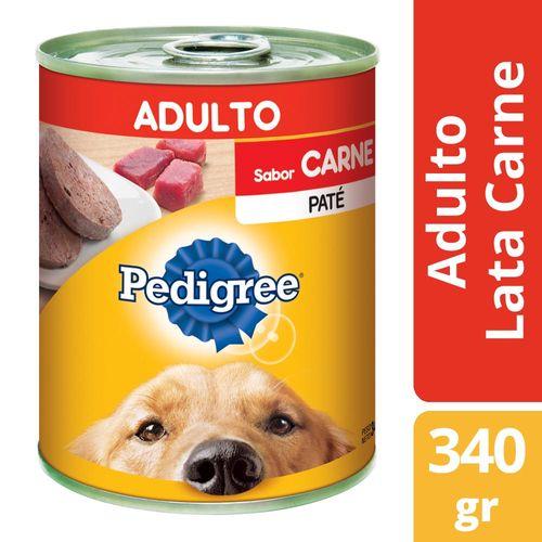Alimento Para Perros Pedigree Carne 340 Gr