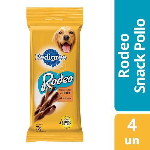 Snacks Rodeo Sabor Pollo