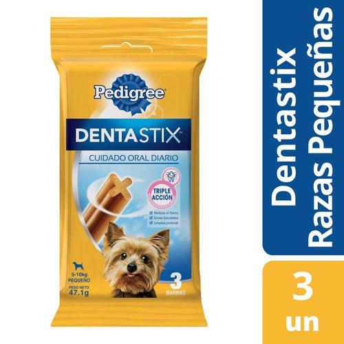 Snacks Dentastix Razas Peq.cuidado Oral