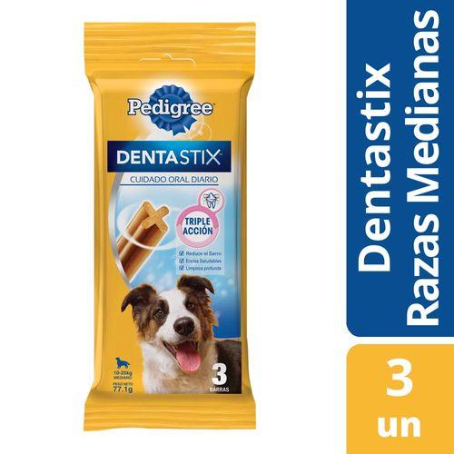 Snacks Dentastix Razas Med Cuidado Oral