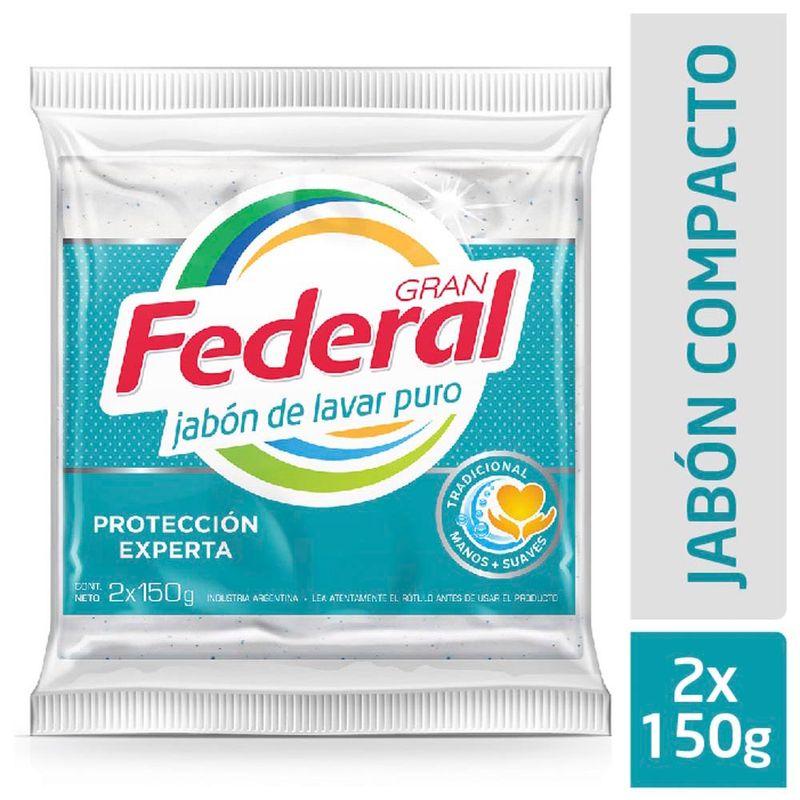 Jabon-De-Lavar-Gran-Federal-Maxima-Blancura-2-X-150-Gr-1-28555