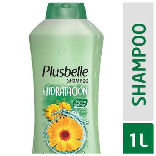 Shampoo Plusbelle Hidratacion 1lt