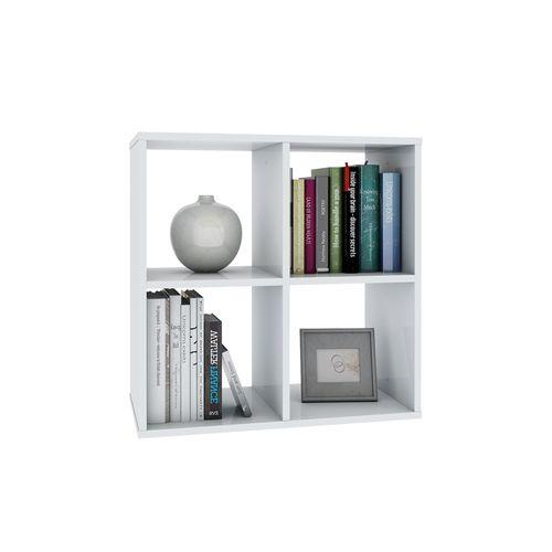 Organizador De 4 Cubos Blanco
