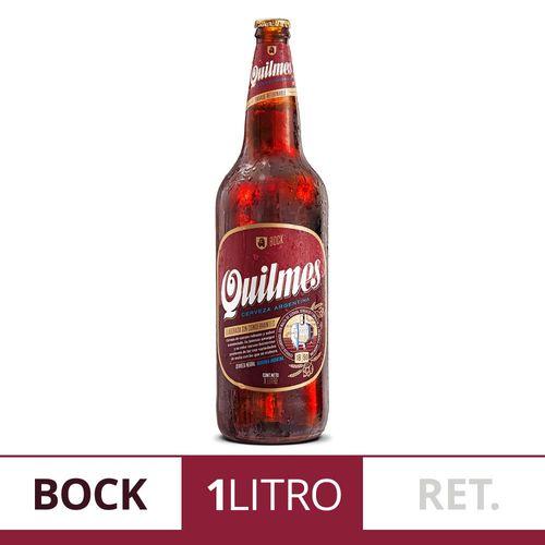 Cerveza Quilmes Bock 1000cc