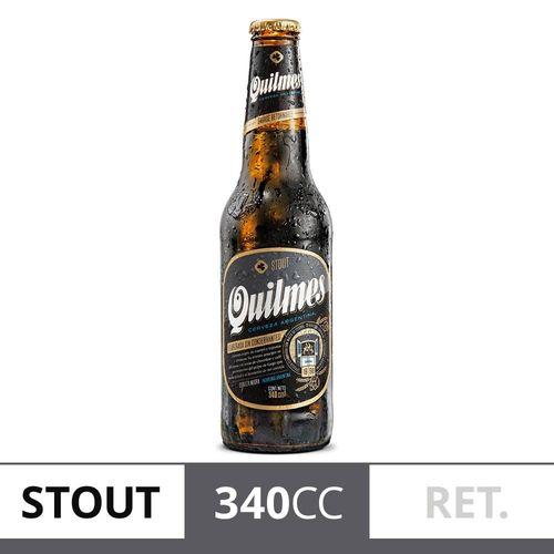 Cerveza Quilmes Stout 340cc