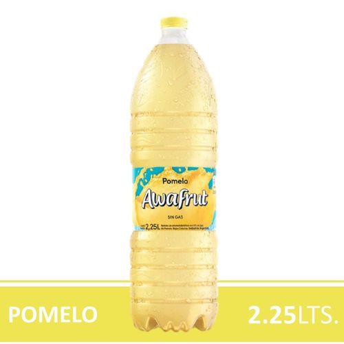 Agua Saborizada Awafrut Pomelo 2.25 L