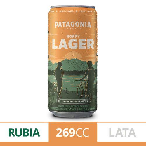 Cerveza Patagonia Hoppy 269 Cc