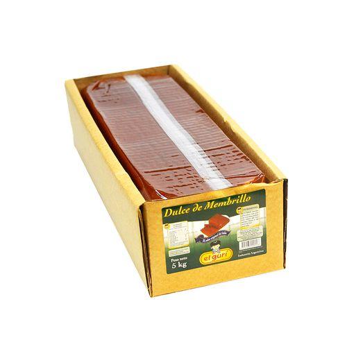 Dulce De Membrillo El Guribar-1-kg