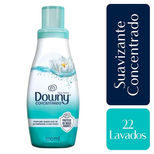 Suavizante Downy Agua Fresca 500ml