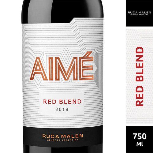 Vino Red Blend Aimé X750 Ml