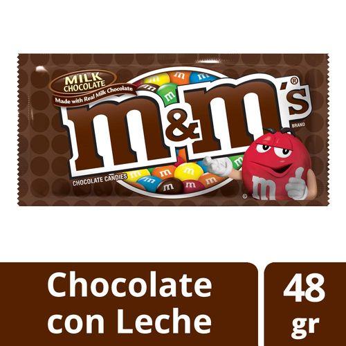 Confites M&m De Chocolate 48 Gr