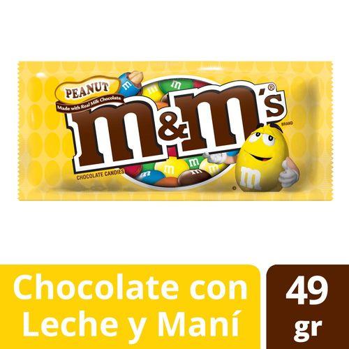Confites M&m De Maní 49 Gr